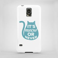 Meow - cover Samsung Galaxy S5 - artiglo-pl - Obudowy do telefonów