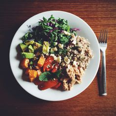 The Ultimate Tuna Salad. Week 3 #iqs8wp #iqs #iquitsugar #iqsjerf