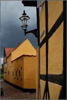 Ribe, West Denmark. Home.