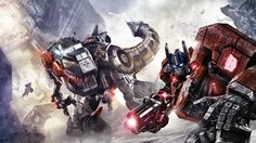 latest transformers fall of cybertron wallpaper for new generation download free