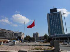 Taskim Square, Istanbul, Turkey 2014
