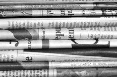 Sobre jornalismo: crise? Que crise? | leia esse texto de Ricardo Calazans - Blue Bus