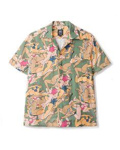 Mens Shirt Particluar Little Colorful Spider Short Sleeve Mens Vintage T Shirt