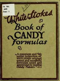 White Stokes book of formulas; a valuable and c...