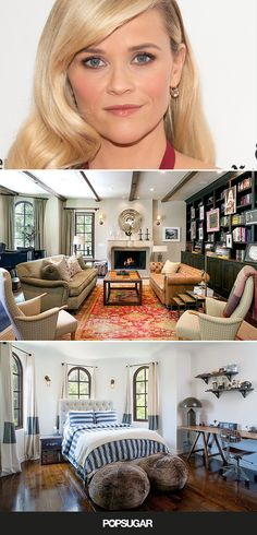 Inside Reese Witherspoon's newly listed LA home