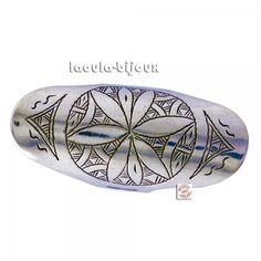 Amontouhotepia Bijoux ethniques Bague longue doigtière© Laoula®