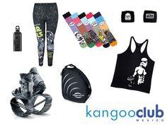 #Outfit de Star Wars para Kangoo Jumpers