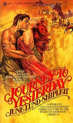 Journey to Yesterday by June Lund Shiplett Paperback) for sale online Romance Novel Covers, Romance Novels, Vintage Romance, Vintage Books, Pulp Fiction, Science Fiction, Historical Romance, Love Reading, Book Worms