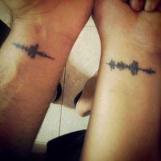 20 tatuajes de pareja que muestran que el amor verdadero dura para siempre | Upsocl