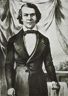 Portrait of Henry Bibb, Patrick Henry Reason,1840