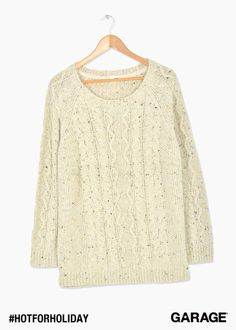 Pin+this+sweater+to+your+Garage+Holiday+Wish+List+board+and+tag+#hotforholiday.