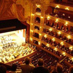 Teatro Colon (Columbus Theatre) Opera House, Buenos aires, Argentina