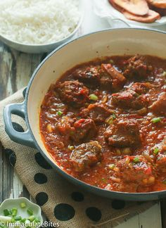 Curried Goat Stew - Immaculate Bites Goat Recipes, Indian Food Recipes, Vegetarian Recipes, Cooking Recipes, Healthy Recipes, Ethnic Recipes, Nepalese Recipes, Healthy Breakfasts, Simple Recipes