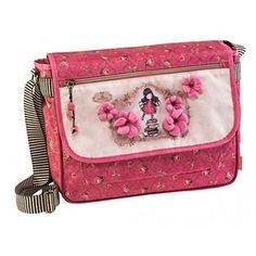 63329a2636 Τσάντα ταχυδρόμου Santoro Gorjuss New Heights