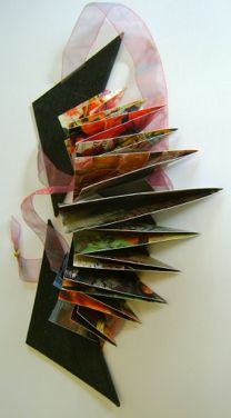 Artist's Books - One-of-a-Kind . . . by Patricia Johnson at Still Water Bindery, Newfane, VT