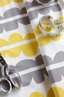 Choma Golden Rod Fabric by Lotta Jansdotter