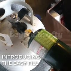 Camping Survival, Survival Tips, Camping Hacks, Small Grill, Camping Must Haves, Easy Fill, Home Tools, Home Gadgets, Cool Inventions
