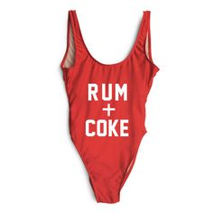 RUM + COKE [SWIMSUIT] | PRIVATE PARTY