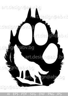 Wolf Silhouette, Wolf Stencil, Stencil Art, Tattoos Skull, Tribal Tattoos, Wing Tattoos, Celtic Tattoos, Sleeve Tattoos, Native Art
