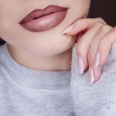 Ombre Lips and #GossipGirl ✨ @nyxcosmetics_de Lingerie Liquid Lipstick - TEDDY & LACE DETAIL ✨#OmbreLips#nyxcosmetics#nyxgermany#nyxcosmeticsgermany#nails