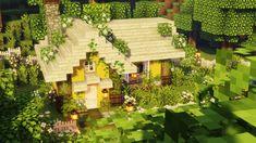 Minecraft House Plans, Cute Minecraft Houses, Minecraft Houses Blueprints, Minecraft Room, Minecraft House Designs, Amazing Minecraft, Minecraft Crafts, Minecraft Cottage House, Minecraft City