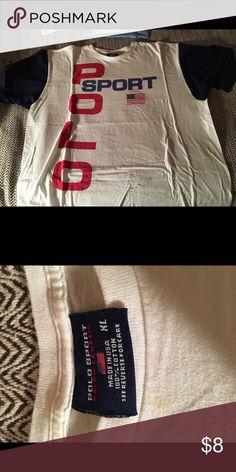 Mens Polo XL Tshirt Mens Polo XL Tshirt Polo by Ralph Lauren Shirts Tees - Short Sleeve