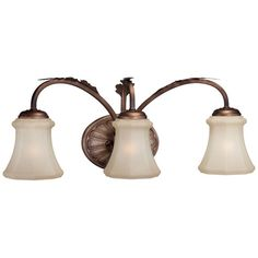 Found it at Joss & Main - Candlewood 3 Light Bath Vanity Light