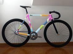 8bar Bikes | b r a k e l e s s - h o n g k o n g