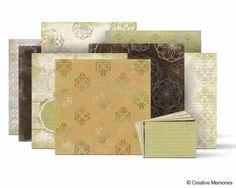 Creative Memories   Nancy O'Dell Gratitude Paper Pack  #Scrapbooking