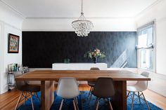 15th Ave. - transitional - Dining Room - San Francisco - Mint Home Decor