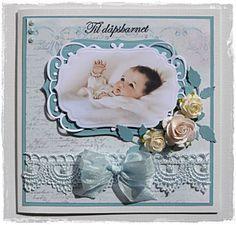 Velkommen inn: Et babykort idag...