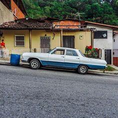 Chevy Bel Air, en Mérida