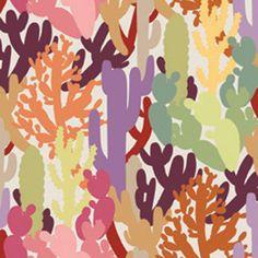 Missoni Kundo Fabric #156 via Safari Living
