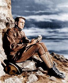 """Gary Cooper en """"El Sargento York"""", 1941"""