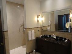 Salle de bains hôtel les baux de provence Domaine de Manville