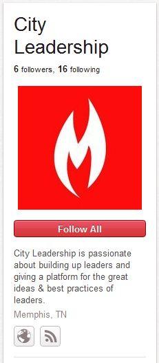 City Leadership