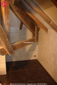 Salle de bains sous combles on pinterest - Salle de bain dans combles ...