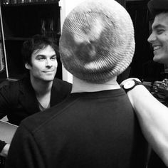 Ian Somerhalder - 07/06/14 - Total admiration at arms length - PH1 revisited ! #againsoonplease nedo, miles and Ian - Senge Frere 2014 http://i.instagram.com/p/o9bZdBPVBY/ - Twitter & Instagram Pictures