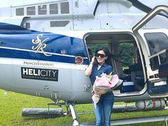 Helikopter Bertuliskan SYR yang Dipakai Mudik Syahrini Ternyata Sewaan? - http://www.rancahpost.co.id/20160757989/helikopter-bertuliskan-syr-yang-dipakai-mudik-syahrini-ternyata-sewaan/