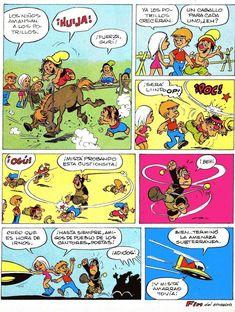 Los comics de Machete: Mampato, Rena y Ogú: Los Suterones Peanuts Comics, Journals