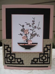 handmade asian cards - Google Search