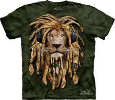 4eca69229f6 The Mountain Adult Unisex T-Shirt - DJ Jahman