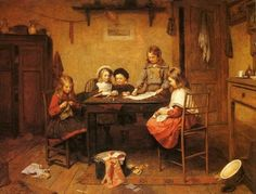 The Young Dressmakers