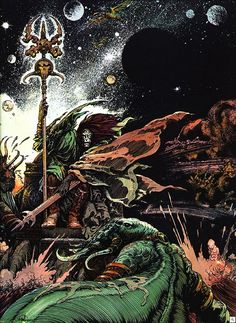Dark Avengers Issue 10 Art by Mike Deodato Jr. Color by Wain Bewedo Marvel Comics Art, Bd Comics, Horror Comics, Marvel Heroes, Punisher Marvel, Ms Marvel, Horror Art, Captain Marvel, Comic Book Artists