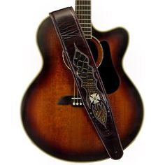Monarch Guitar Strap... all new pricing!  Order yours today!