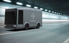 Charge reveals new electric truck that can be made in four hours | WIRED UK