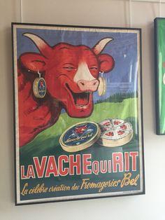 La Vache qui rit.I was in amazing museum!!!