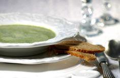 Sopa de espinafre | Panelinha - Receitas que funcionam