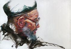 Uyghur portrait #1 | par park sunga