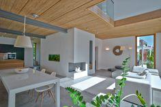 Musterhaus auf der Home Expo in Suhr (AG) - Lehner Holzhaus GmbH
